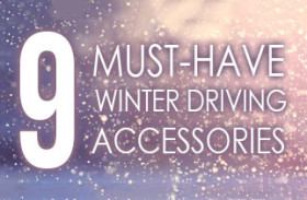 9 Must-Have Winter Driving Accessories