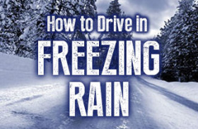 How To: Drive in Freezing Rain