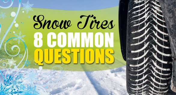 Snow Tires: 8 Common Questions